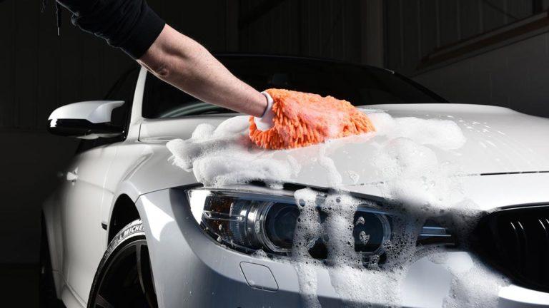 nettoyage vehicule intérieur et extérieur